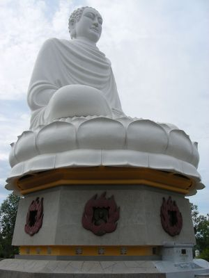 Nha Trang, Pagode de Long Son