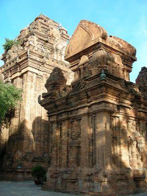 Temple Cham Po Nagar