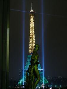 Tour Eiffel aux couleurs du Rugby [2007]
