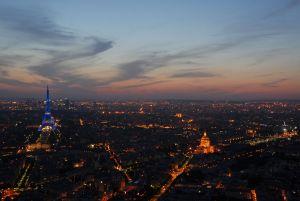 Tour Montparnasse, vue