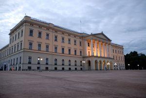 Oslo, Palais