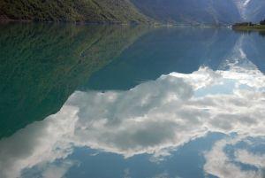 Parc National de Jostedal - Lac