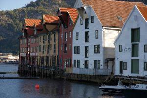 Bergen, Maison de pêcheurs
