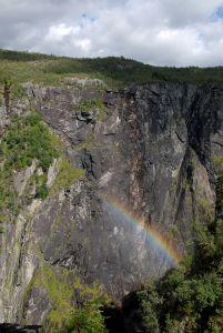 Cascade Vøringsfossen