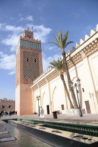 Casbah, Mosquée Al Mansour