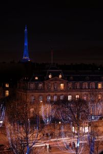 Rond point des Champs-Elysées