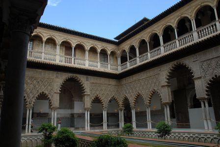 Palais de l'Alcazar