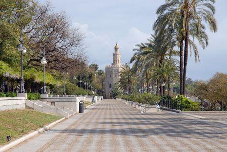 Paseo de Cristobal Colon