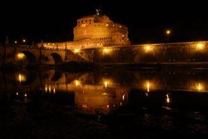 Le Tibre, Castel Sant'Angelo