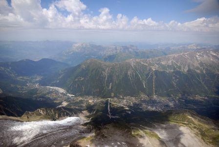 Aiguille du midi - Chamonix