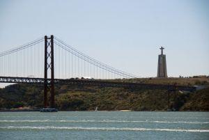 Santa Maria de Belèm, pont du 25 avril