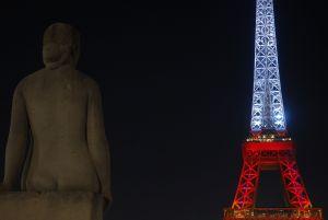 Tour Eiffel aux couleurs de la Turquie [2009]