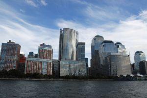Manhattan - Hudson river