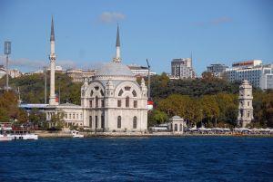 Bosphore, la Corne d'or, Mosquée de Dolmabahce