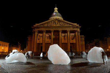 Panthéon, iceberg [2015]