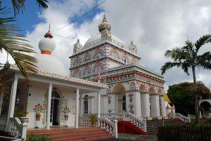 Triolet - Temple Hindou
