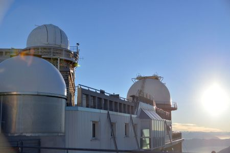 Pic du midi, observatoire