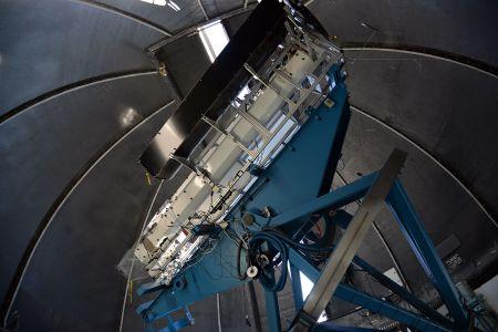 Pic du midi, téléscope